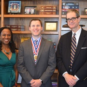 AUWCL Student Honored by American Bankruptcy Institute