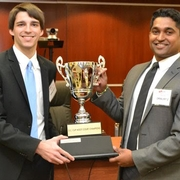 Students win 2015 D.C. Cup Moot Court Competition