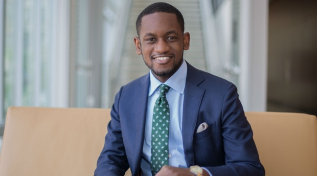Meet Mark Dunham Jr. '18: The 48th National Chair of the National Black Law Students Association