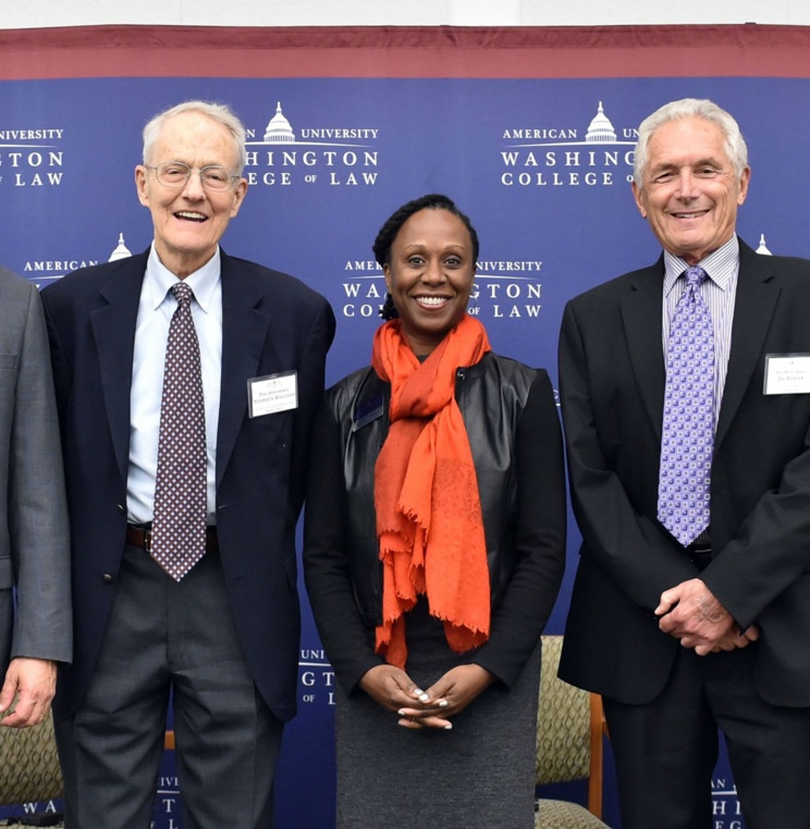 Inaugural General Counsels Event Features Presentation from Federal Judges