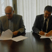 AUWCL Signs Cooperative Agreement with Chilean Public Defender's Office