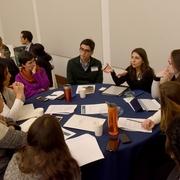 Founders' Celebration Sparks Ideas, Inspires Conversation