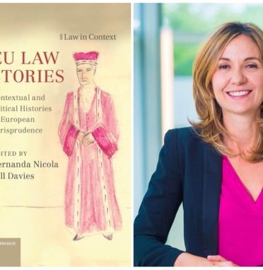 Professor Nicola Releases Book on European Union Law