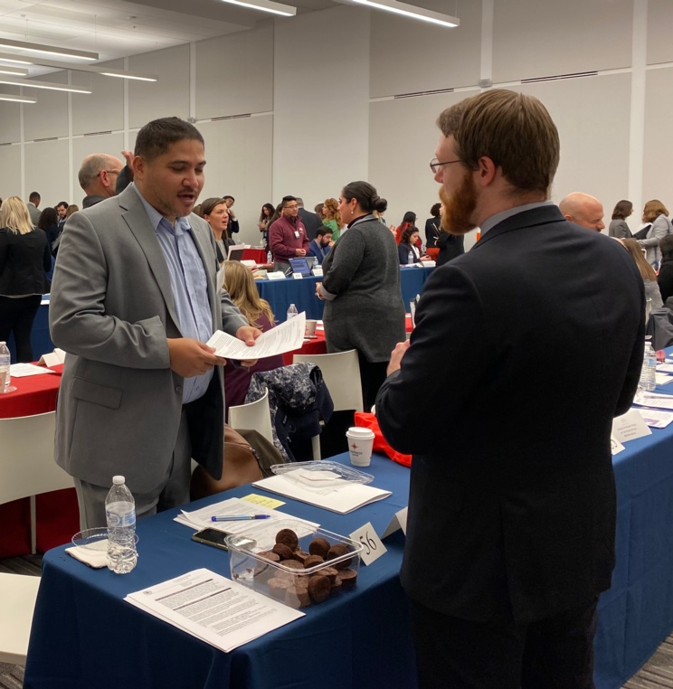 Spring 2020 Externship Fair Connects AUWCL Students with Externship Opportunities