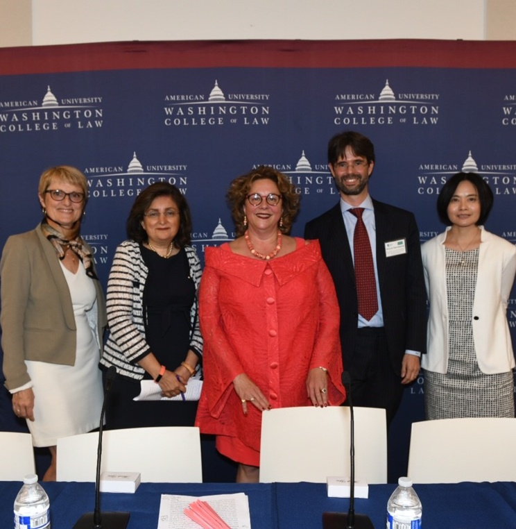 AUWCL Hosts the World's Most Prominent Experts in International Economic Law During SIEL 6th Biennial Conference
