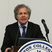 M. Luis Almargo, Secretary General of the Organization of American States