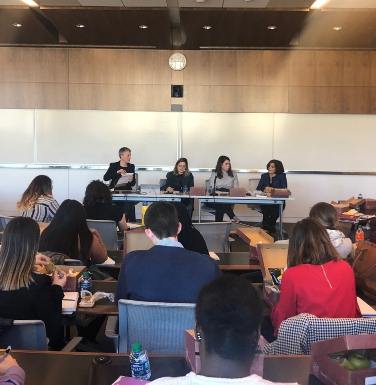 Women and the Law Program Presents Panel on Gender and the Practice of International Criminal Law