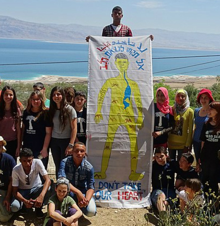 EcoPeace Middle East Co-Founder Gidon Bromberg '94 Receives Stanford's Bright Award