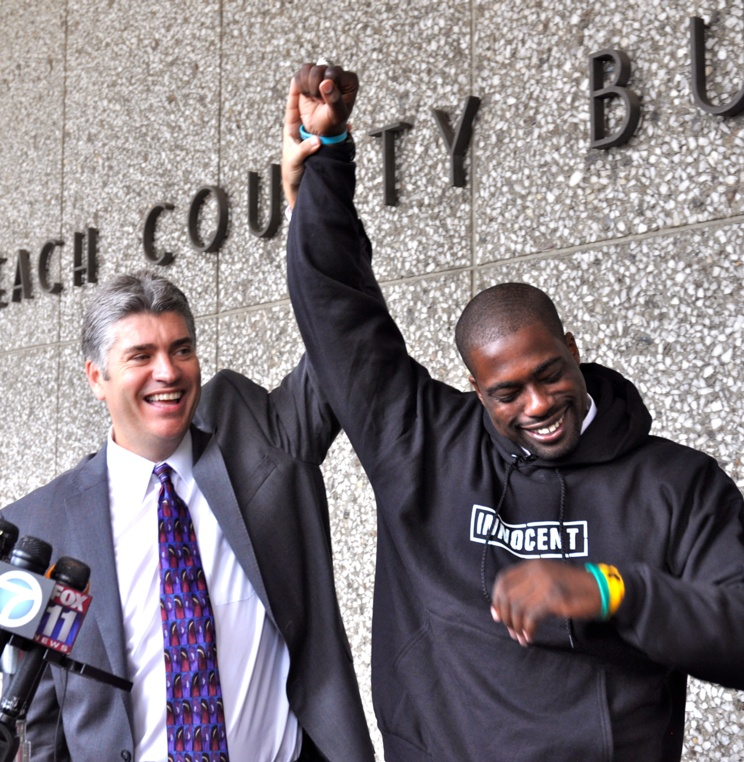 Righting a Wrongful Conviction