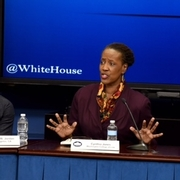 Professor Presents at the White House, DOJ Event on Criminal Justice