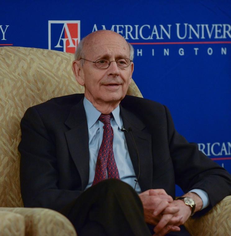 Associate Justice Stephen Breyer.
