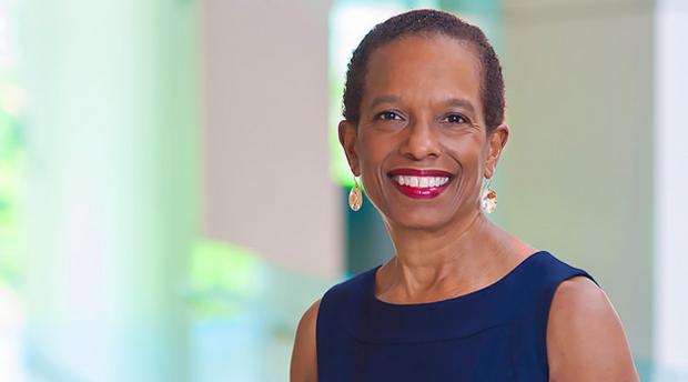 Distinguished Professor of Law Angela J. Davis