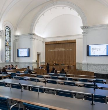 AU Washington College of Law to Host Mock Appeal of Martin Luther's Conviction