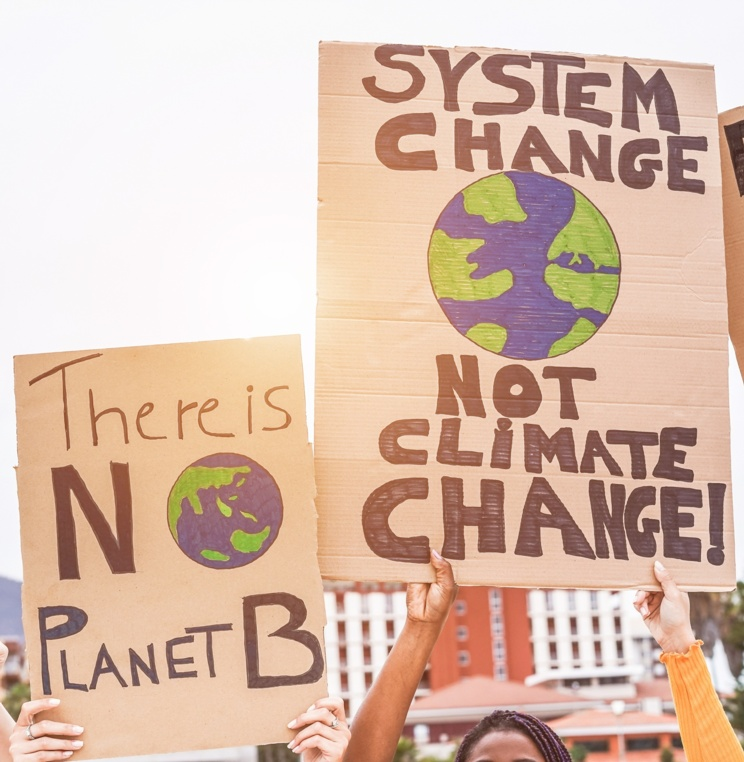 AUWCL's Program on Environmental and Energy Law Hosts Youth Climate Strike Teach-In
