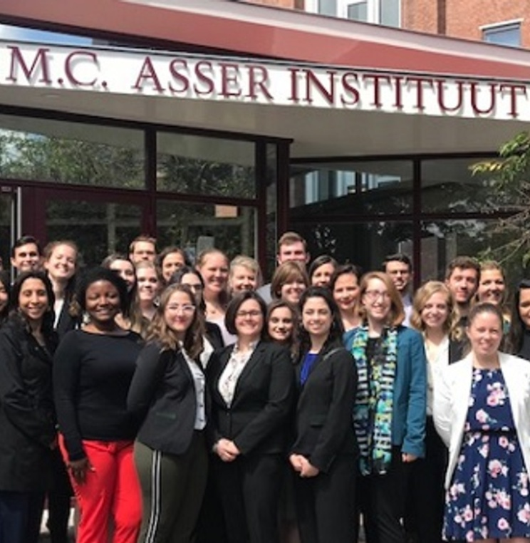 13th Annual Summer Law Program in The Hague