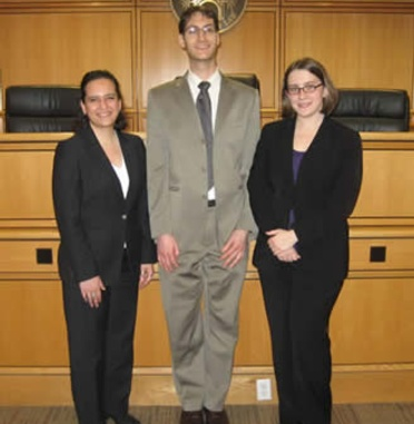 Pace Moot Court Photos