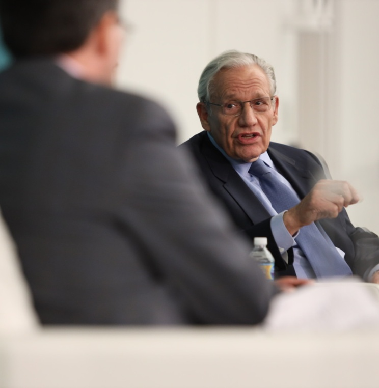 Award-winning Journalist Bob Woodward and DOJ's Michael Horowitz Discuss Government Oversight, Accountability at AUWCL