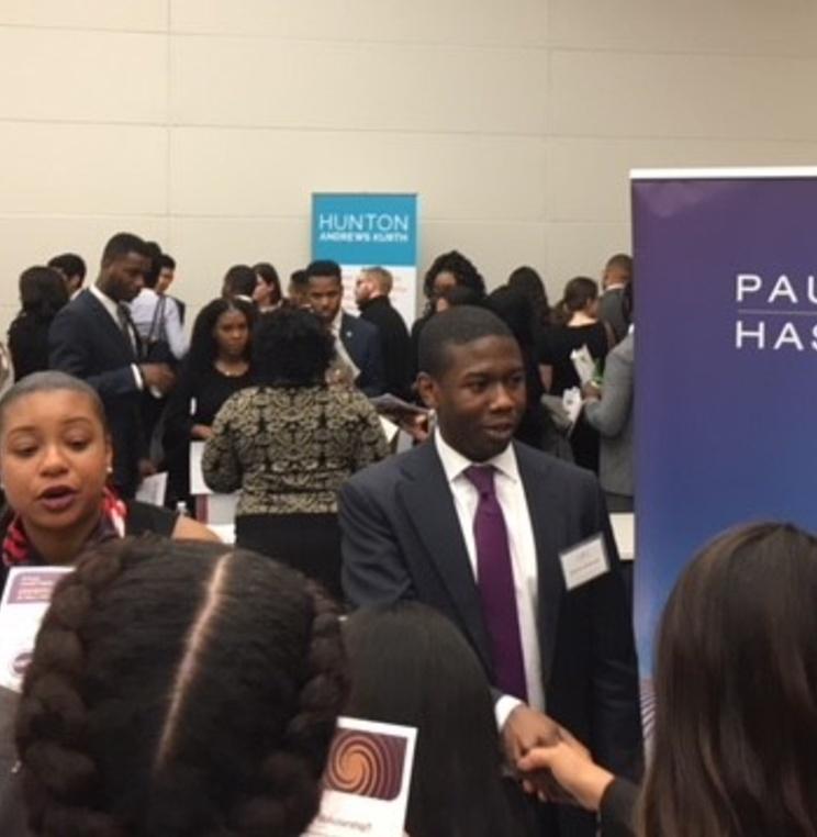 American University Washington College of Law Hosts D.C. Diversity Consortium's 3rd Annual 1L Diversity Career Fair