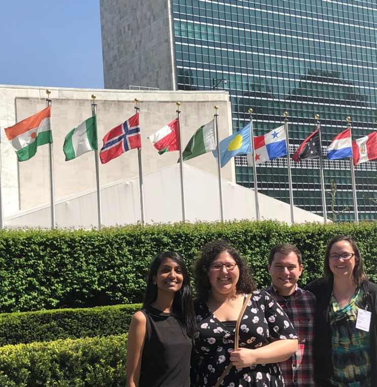 AUWCL Students Attend UN International Law Commission Session