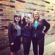 AUWCL Team Wins Best Brief at Immigration Moot Court Competition