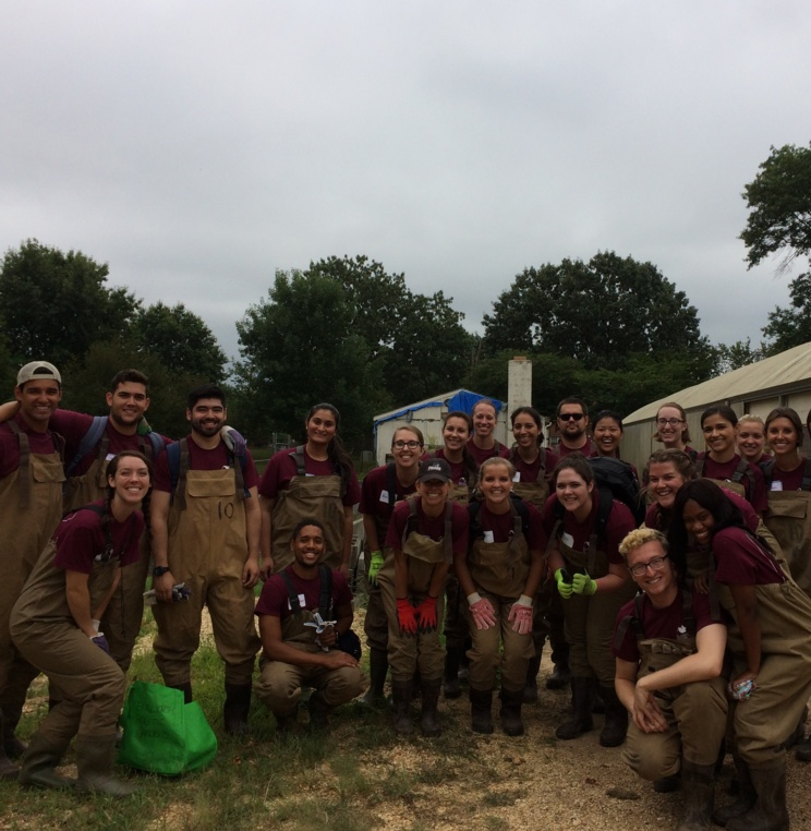 "Students, Faculty Volunteer Across DC For Annual ""In My Back Yard"" Public Service Day"