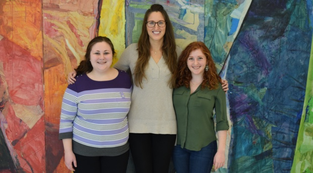 3Ls Arielle Chapnick, Marissa Ditkowsky, and Dominique Perez-Sangimino are the third class from AUWCL to be selected for this prestigious fellowship.