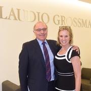 Dean Grossman and Kerry Kennedy