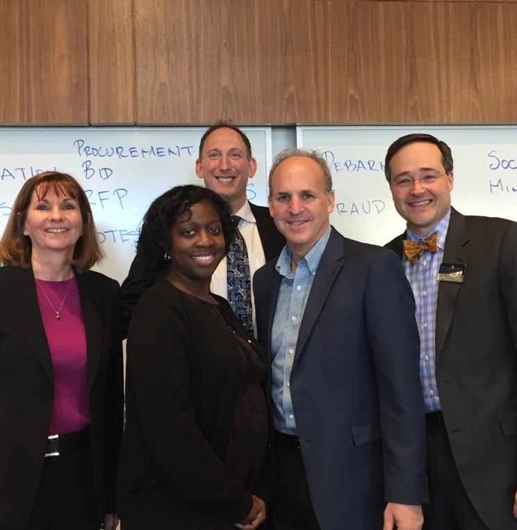 Program on Law and Government Hosts Panel on Careers in Government Contracts