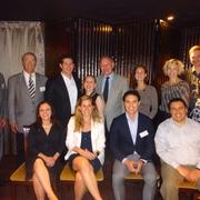 Dean Grossman Hosts Alumni Dinner in San Francisco