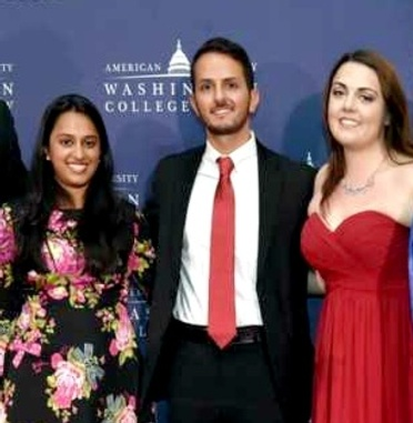 AUWCL Holds 33rd Annual Myers Society Celebration