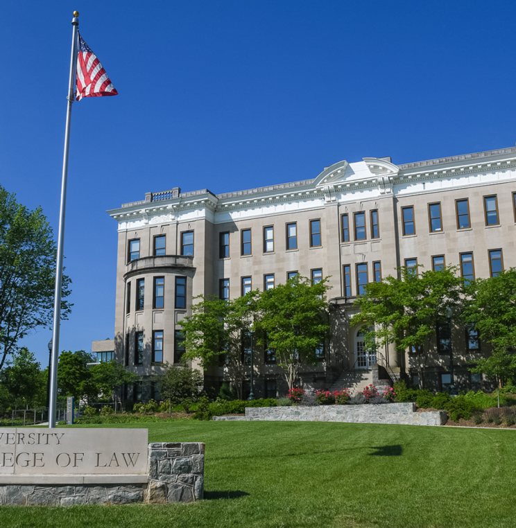 A Message to the AUWCL Community from Acting Dean Robert Dinerstein and SBA President Tim Schmeling