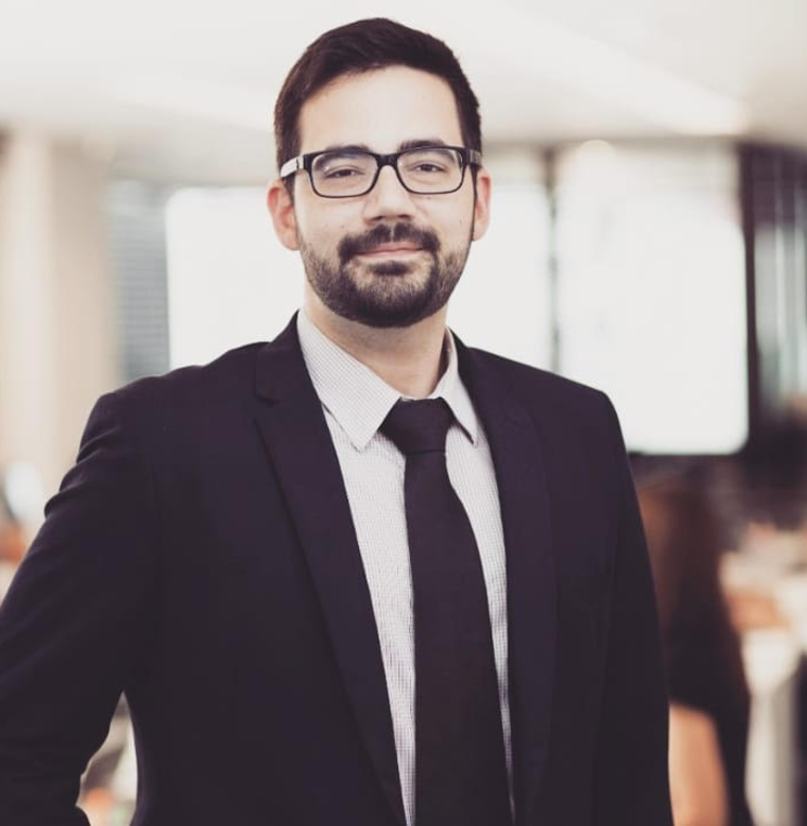 WCL student Luca Scirro selected for Arcadia Fellowship in International Copyright