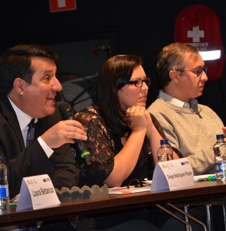 Universidad de los Andes - Visita - Diego Rodriguez Pinzon