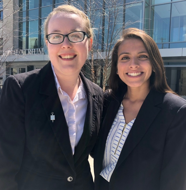 Two AUWCL Students Receive National Peggy Browning Fellowships