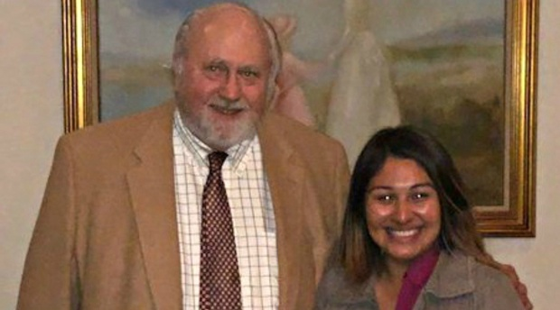Christina Gil '20 Receives Barry J. Nace Pursuit of Justice Scholarship
