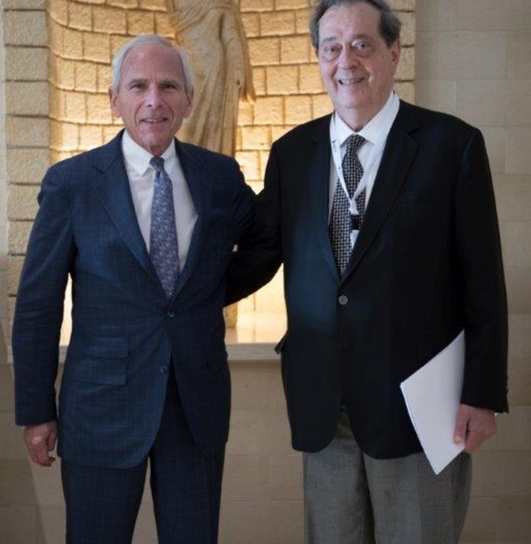 Professor Robert K. Goldman speaks at the ICJ's 18th World Congress