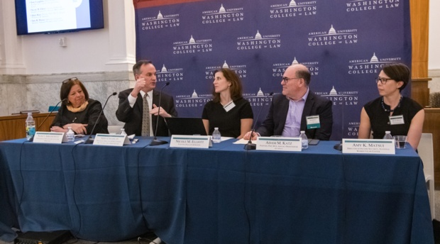 """""""Tackling Tax Cuts and Jobs Act Plus Extenders"""" panel"""