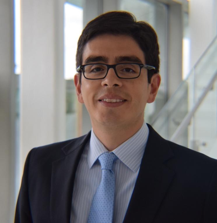 Practitioner-in-Residence Adrian Alvarez