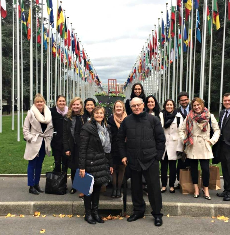 KPAT Faculty and Students Participate in the 62nd Session of UN Committee against Torture