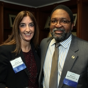 Reception for Newly Elected Alumni Held at AUWCL