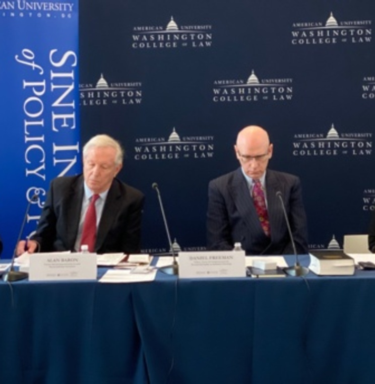 AUWCL, Sine Institute, and Center for Congressional and Presidential Studies Take on Impeachment