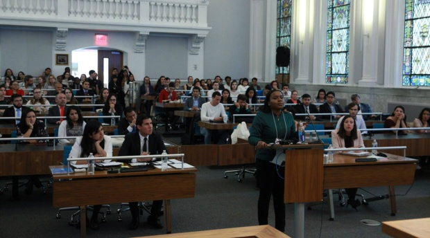 Topic of 2019 Inter-American Human Rights Moot Court Competition Announced