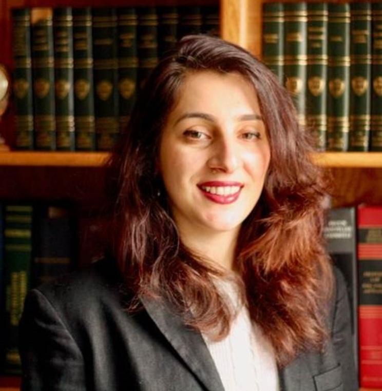 3L Khatia Mikadze Named 2021 Gallogly Public Interest Fellow