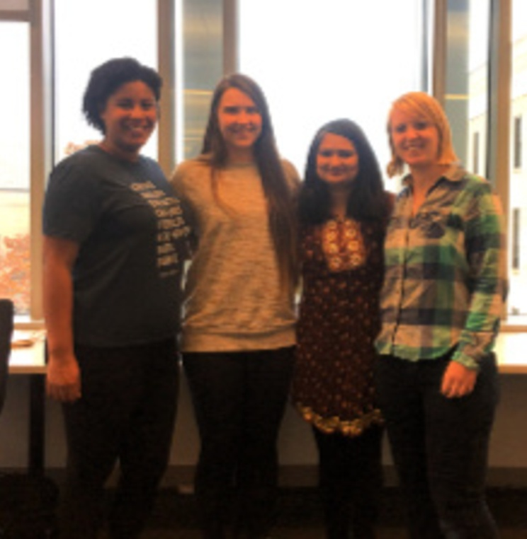 Students Develop Guide for Domestic Violence Survivors