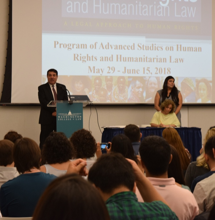 Summer Program Professors Nominated to International Human Rights Bodies