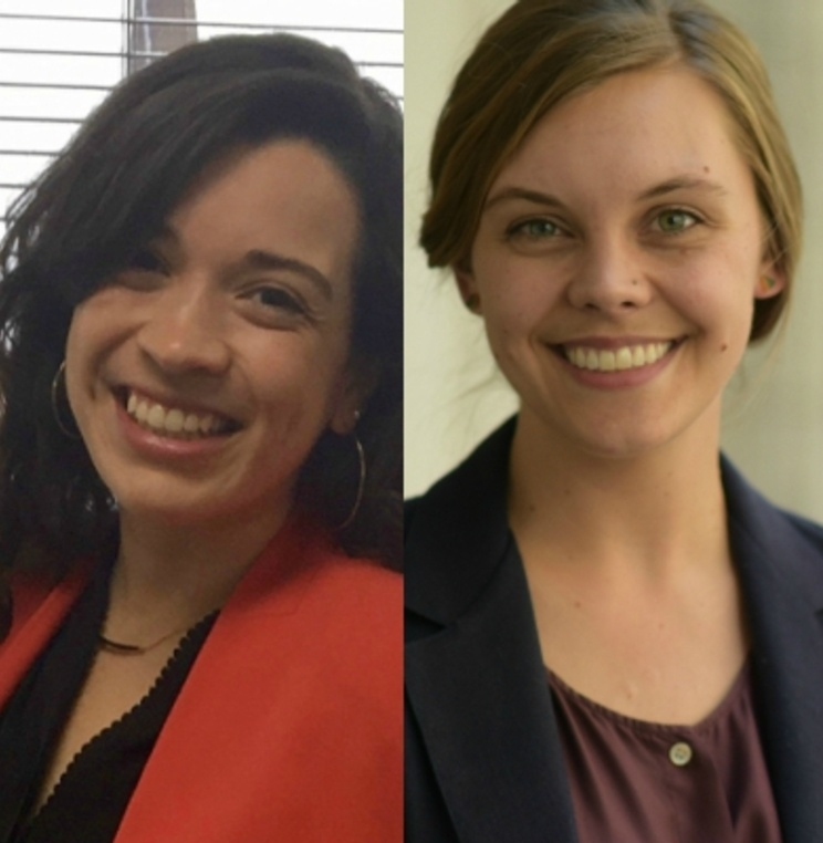 American University Washington College of Law Students Katherine Conway and Michelle Villegas Selected as 2018 Gallogly Public Interest Fellows