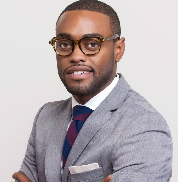 Alumni Update: Kaine Hampton '15, Entertainment Lawyer for Viacom