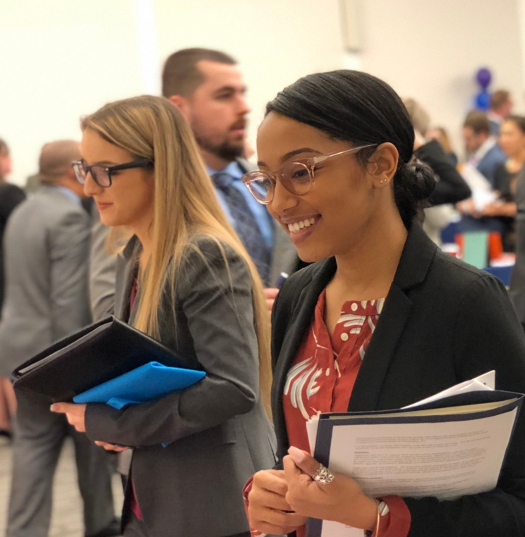 AUWCL Welcomes Over 150 Employers to Annual Externship Fair