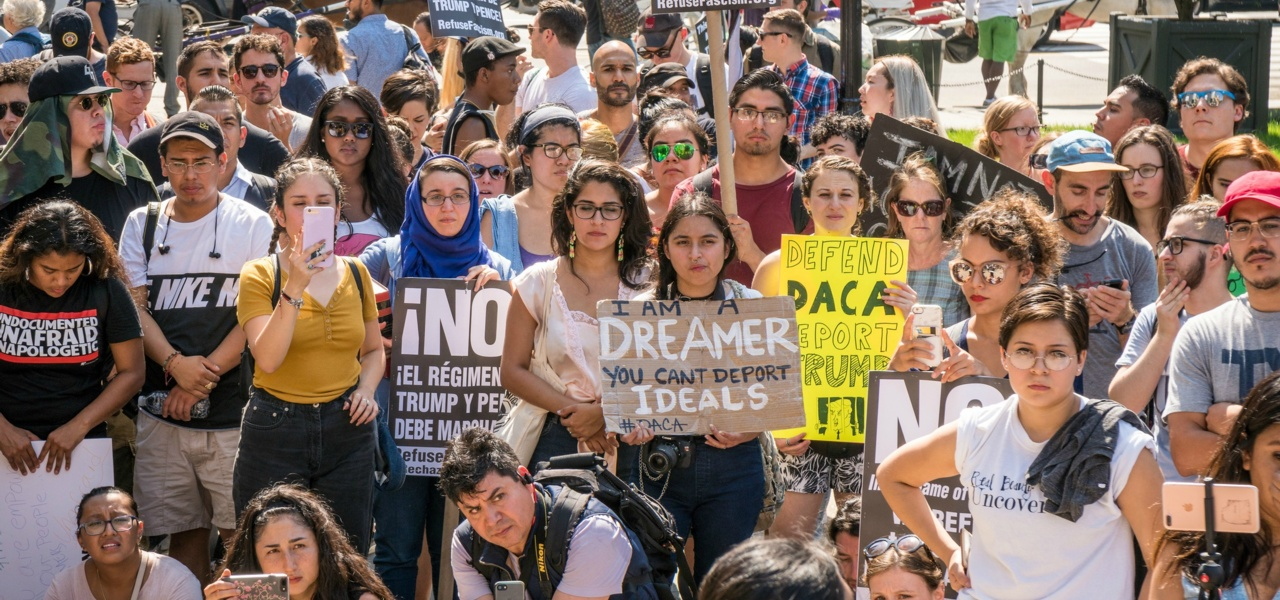 Hope for Some 'Dreamers' Despite Trump Move to End DACA