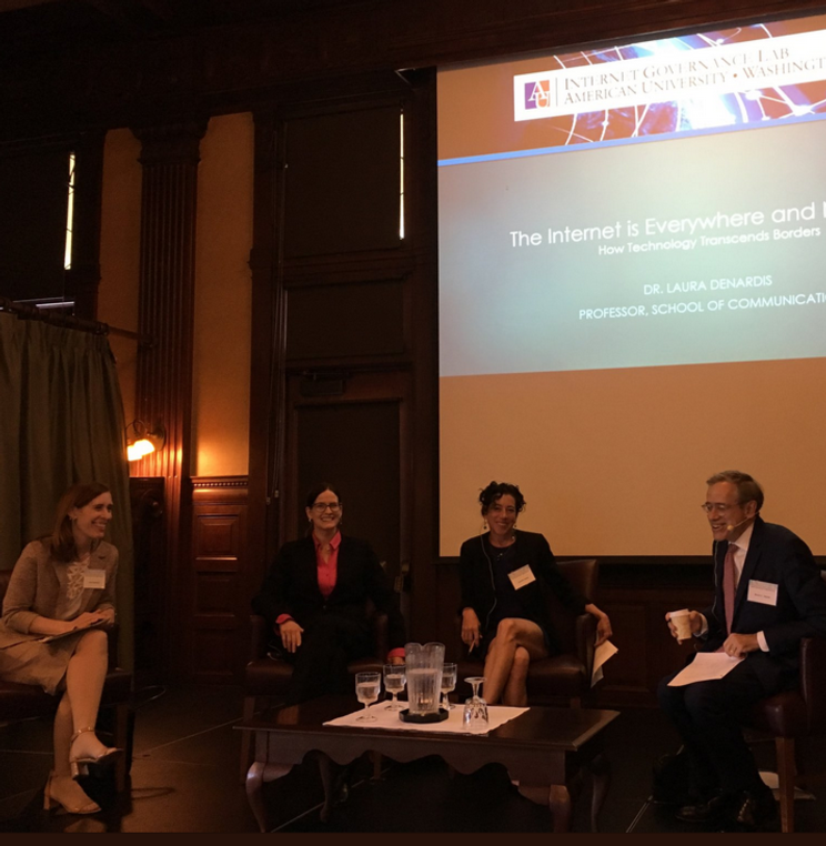 CYBER IMPACT: Professors Jennifer Daskal and Laura DeNardis Present Their Work on Cross-Border Cyber Regulation to Judges of the Second Circuit
